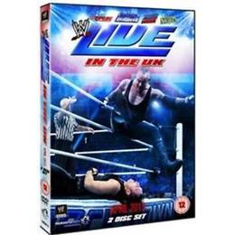 Wwe: Live In The UK - April 2013 [DVD]